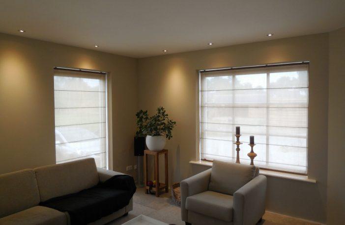 privacy licht raamdecoratie