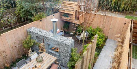 4 tips voor een kleine tuin