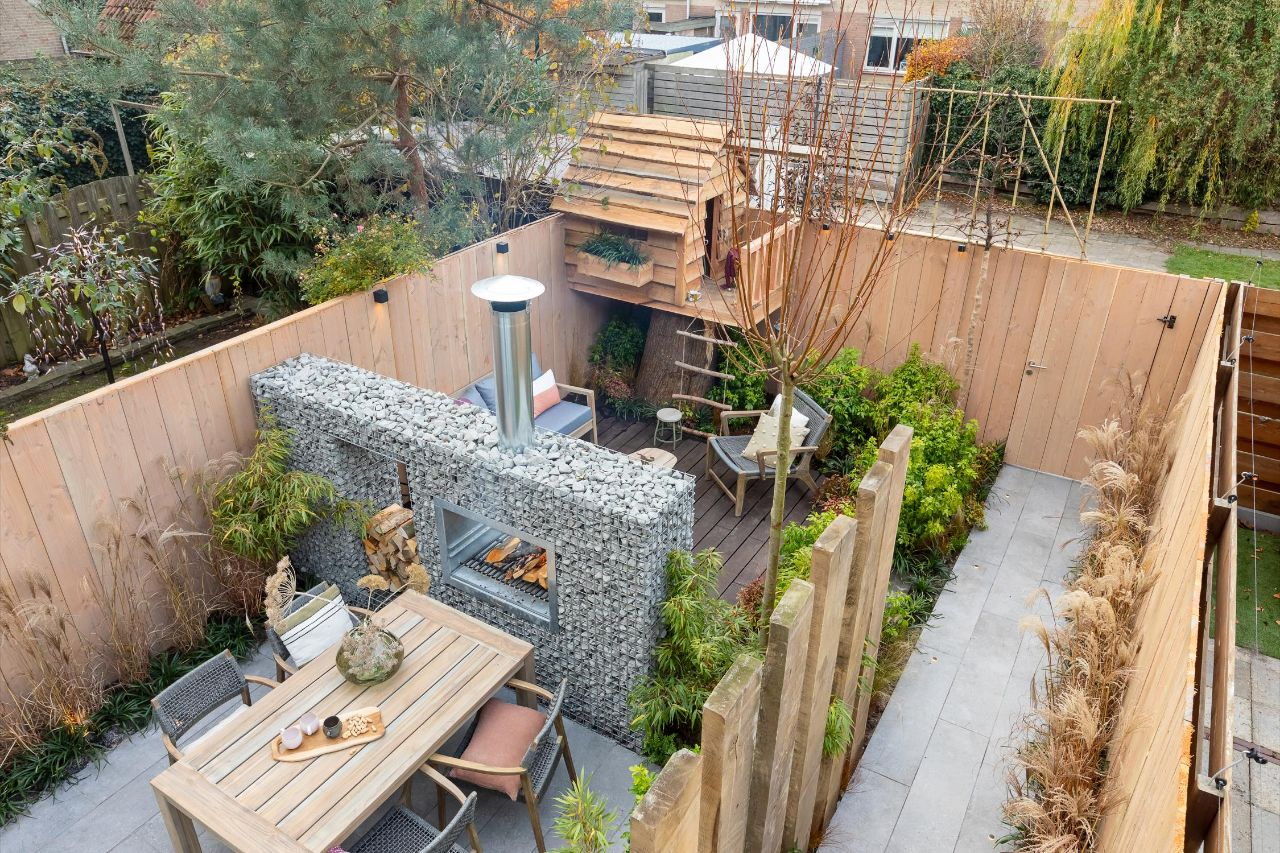 Nieuw 4 tips voor een kleine tuin BX-36