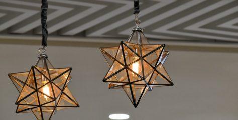 Industriële hanglamp: de ideale eyecatcher boven de eettafel!
