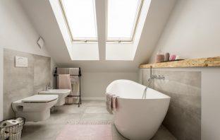 Welke vloer is geschikt voor in de badkamer?