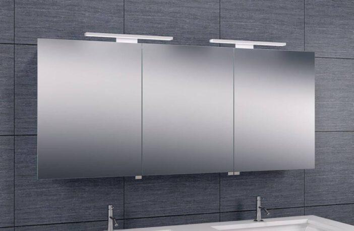 Zo kies je de juiste spiegelkast voor in de badkamer