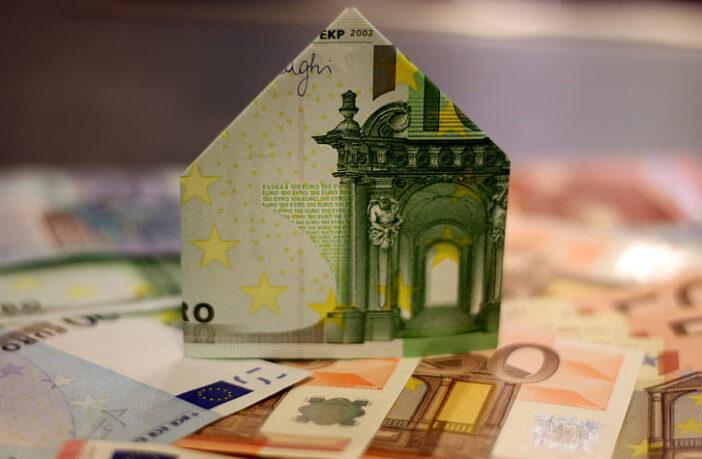 financiën inrichting huis
