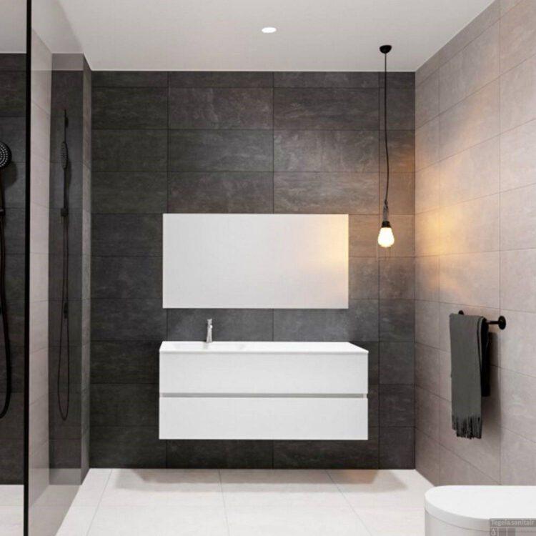 mooie badkamer meubel