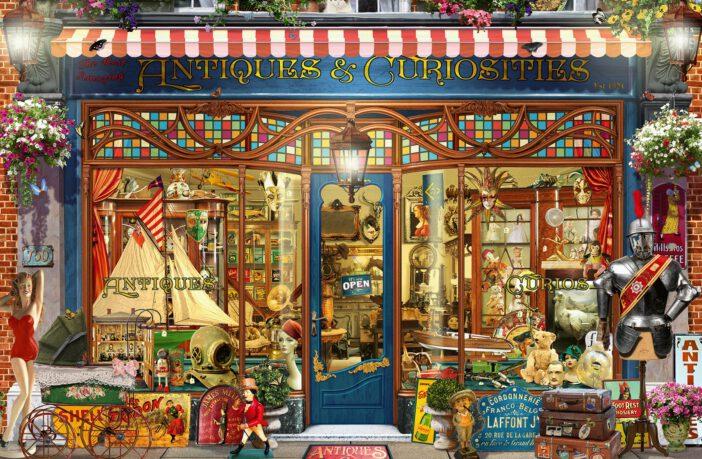 Puzzels leggen als grote hobby