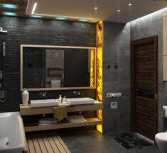 Nieuwe trend in de badkamer: de stortkoker